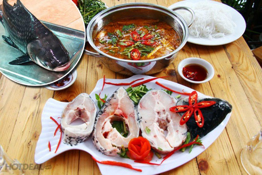 Thịt cá hô